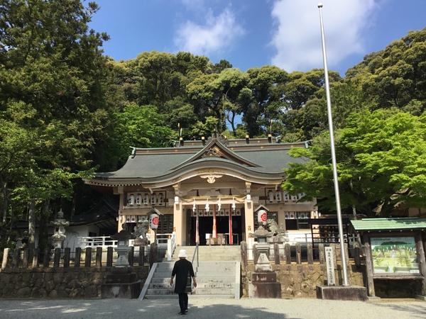 今日は5月1日 公智神社⛩の月次祭へ 祈りを込めて🙏