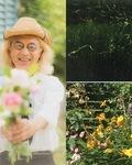 ホタルが飛び交い、色んな花咲く不思議の花園。撮影会もOK❣️そして蛍鑑賞ディナーご予約受付中です。