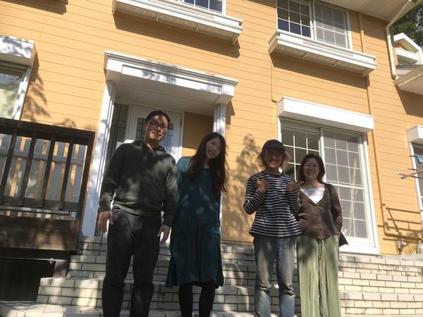 芳村直也&由紀夫妻の引っ越し祝いに行ってきました。