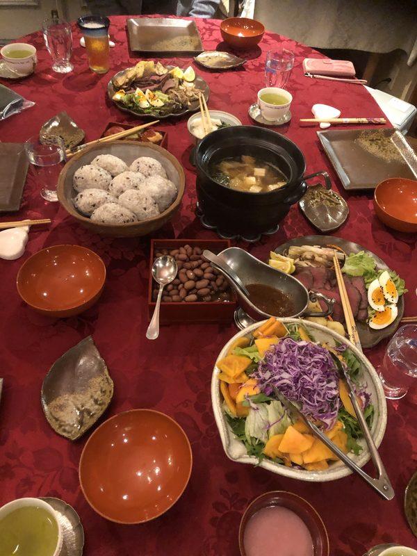 アリス夫婦と一緒に食べよ、話そ! こころで食べるお食事会始めます。昨日キックオフ!