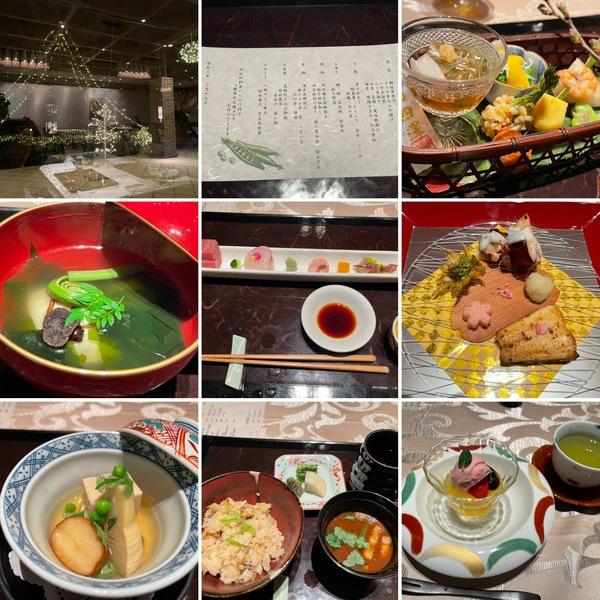 東急ハーベスト旧軽井沢での夕食にまったり❣️